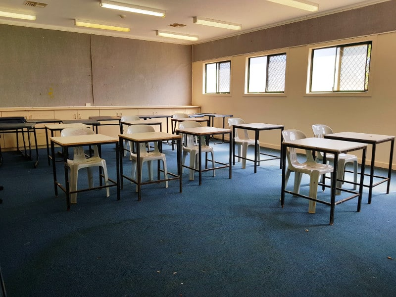 Classroom & Meeting Rooms